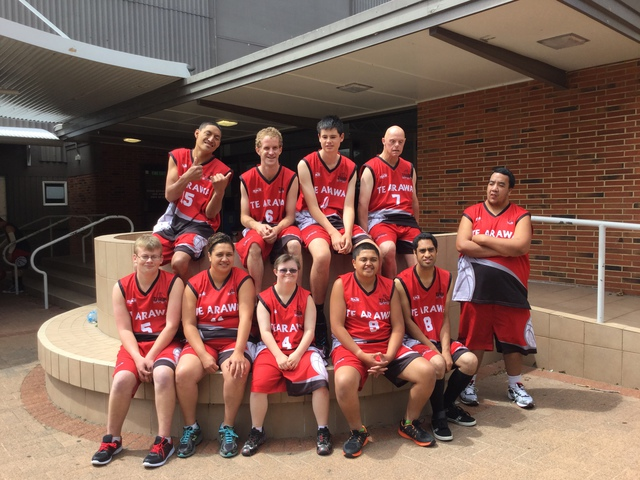 Latest Fanletter features Rotorua Basketball Team